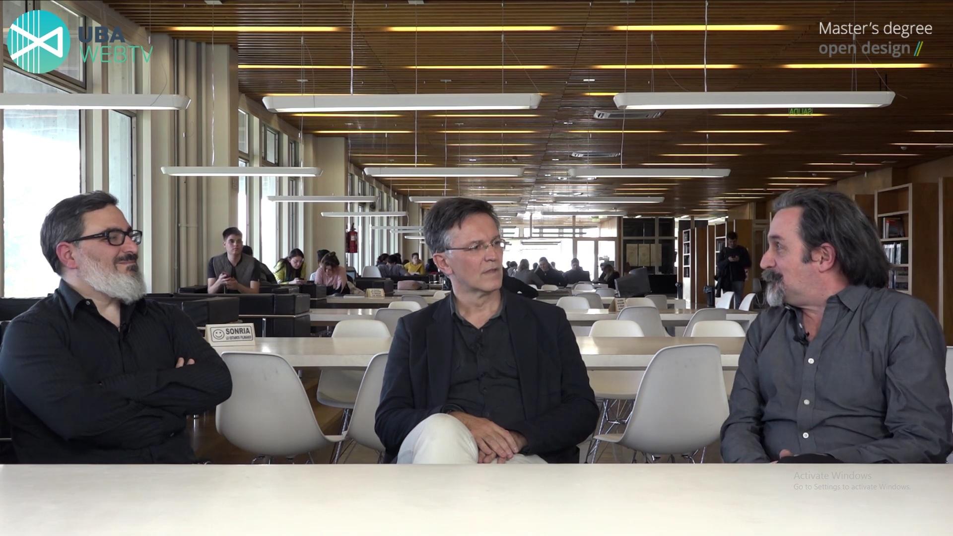 POSGRADOS: Maestría de Diseño Abierto para la Innovación.