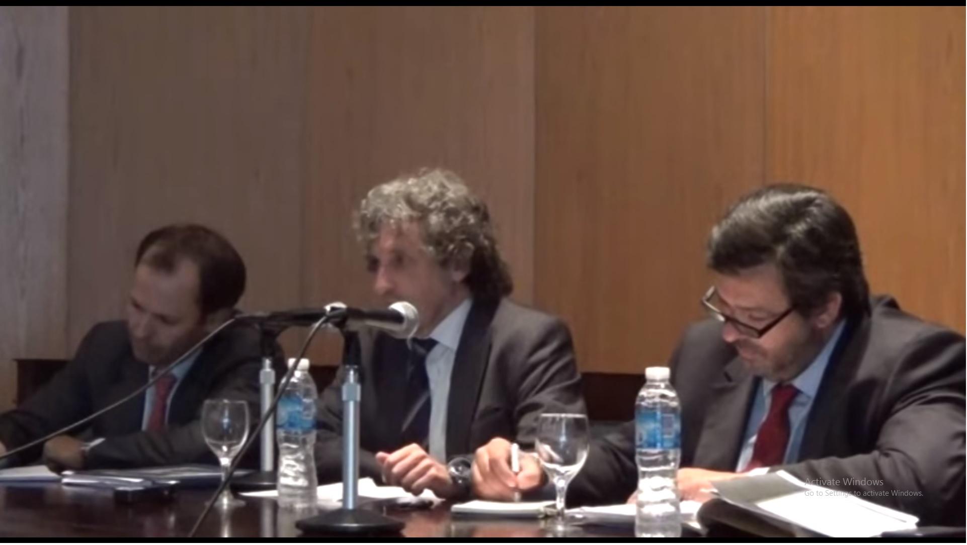 Jornadas de debate sobre la reforma del Código Procesal Penal - Panel 1