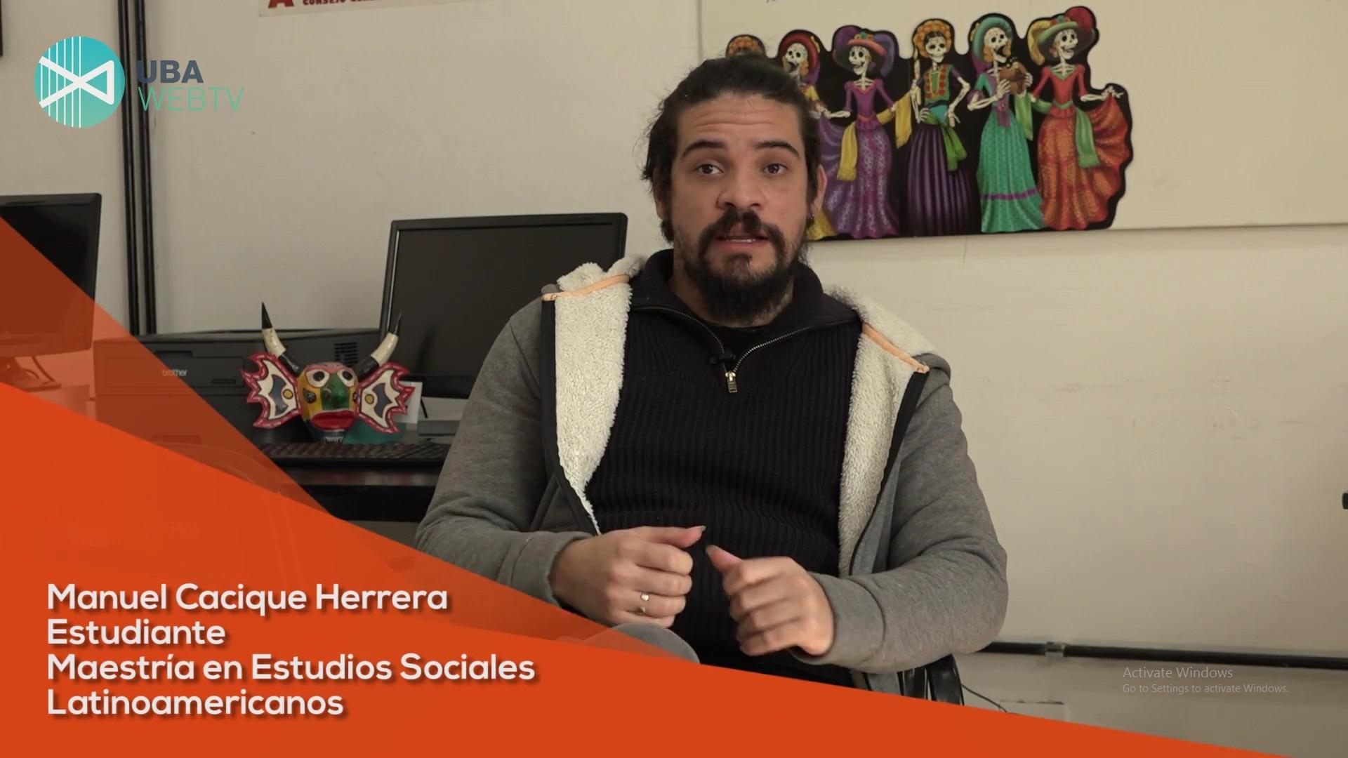 POSGRADOS Sociales: Maestría en Estudios Sociales Latinoamericanos.