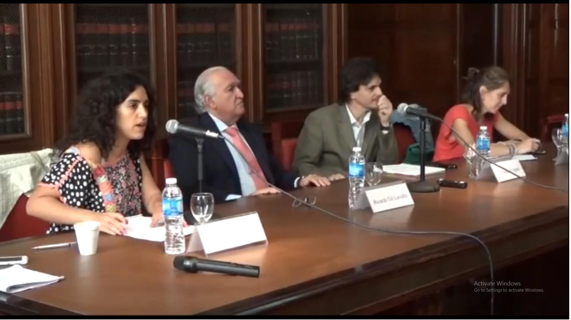 Congreso de Derechos Humanos: Justicia transicional