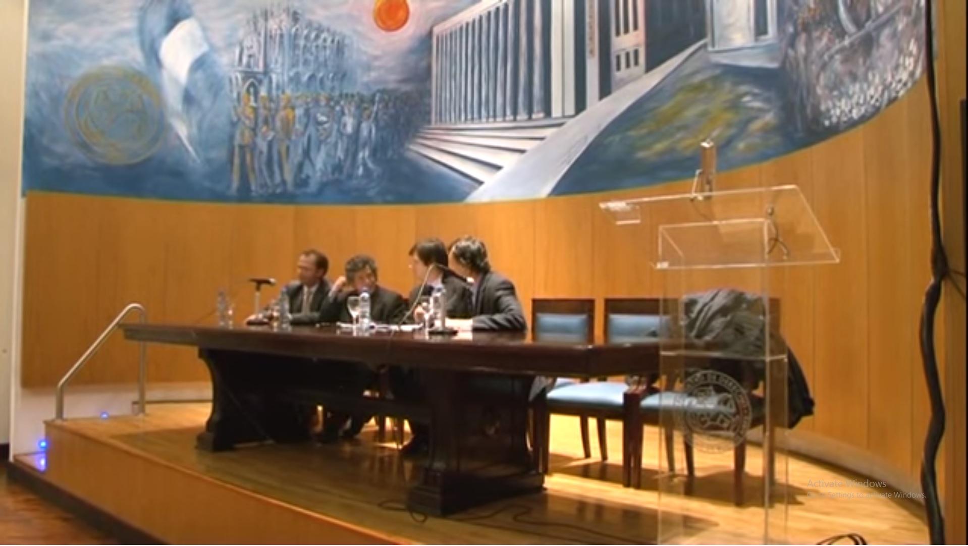 Debates sobre la reforma del Código Procesal Penal