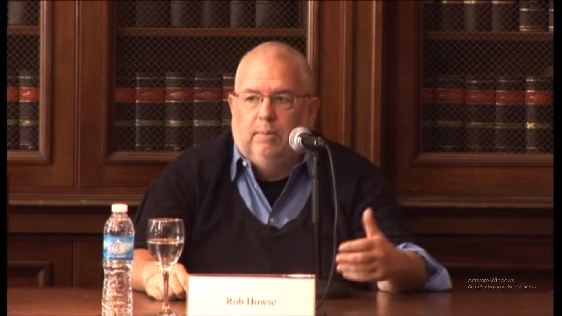 Los Fundamentos del Derecho Internacional y los Derechos Humanos