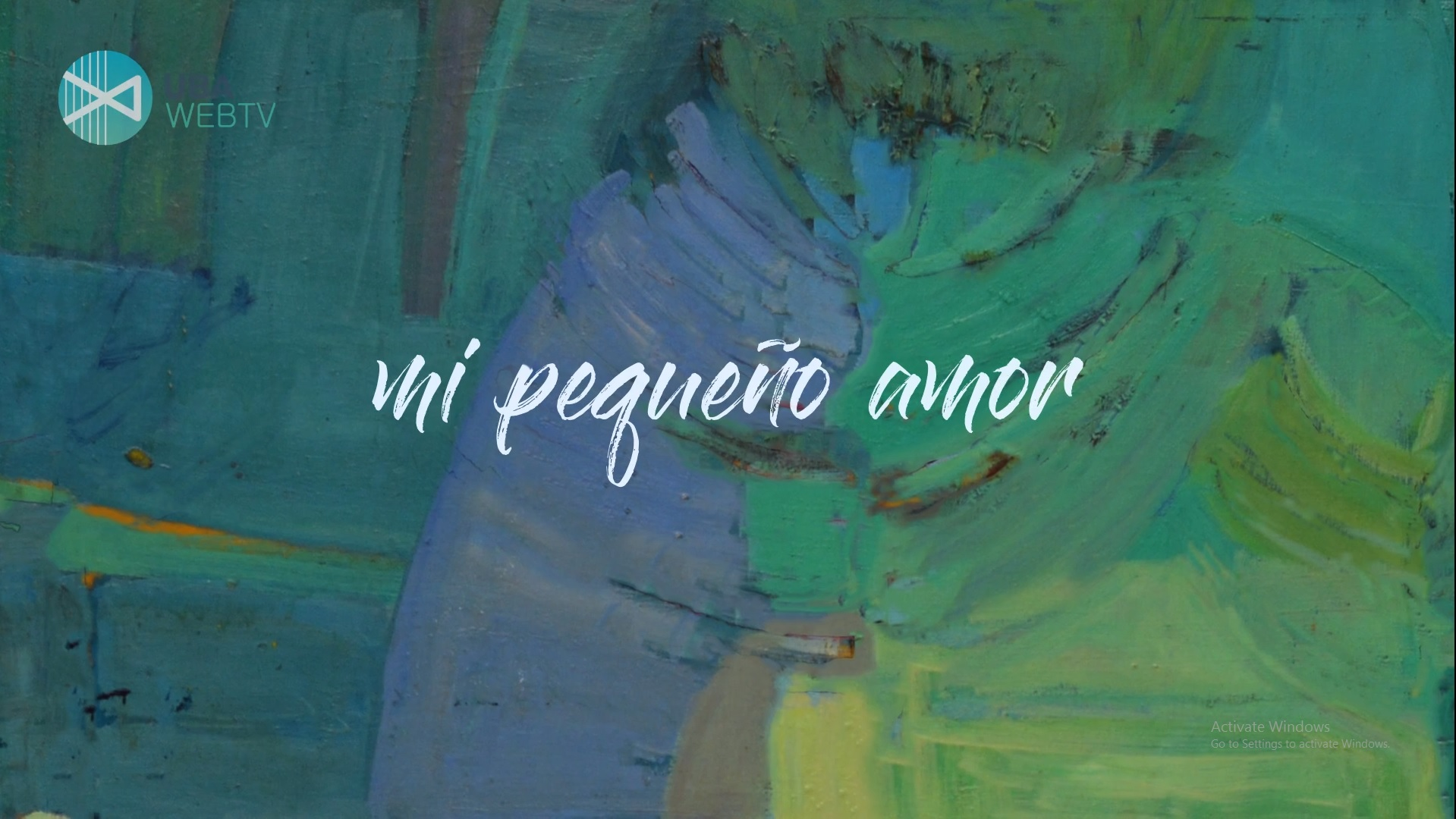 Mi pequeño amor - Un retrato sobre Ramón Ayala