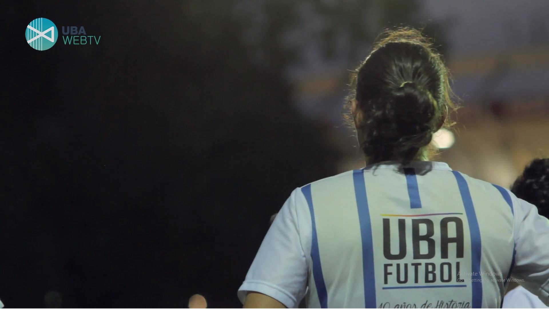 A DONDE JUEGUES TE SIGO: Fútbol femenino