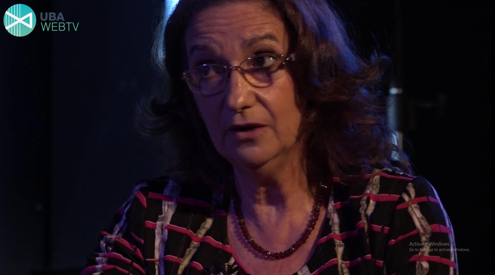 MAESTRAS, Capítulo 6: Cristina Moreira