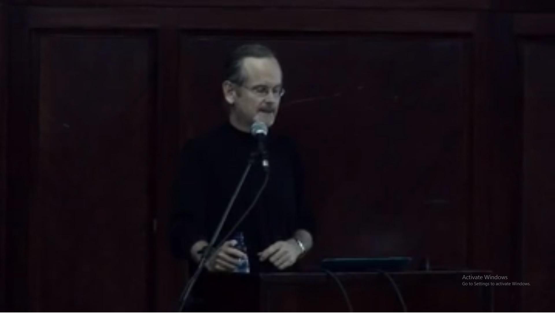 Conferencia de Lawrence Lessig