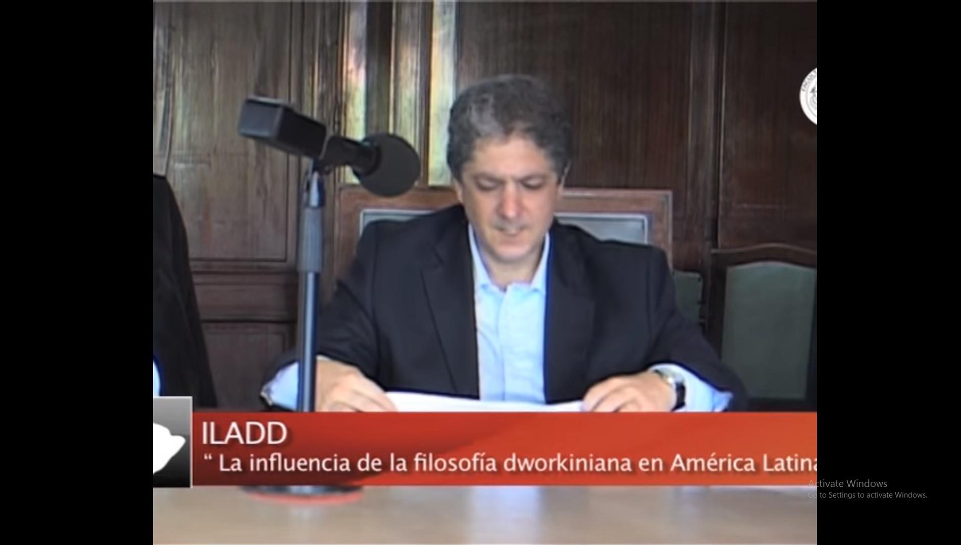 La influencia de la filosofía dworkiniana en América Latina