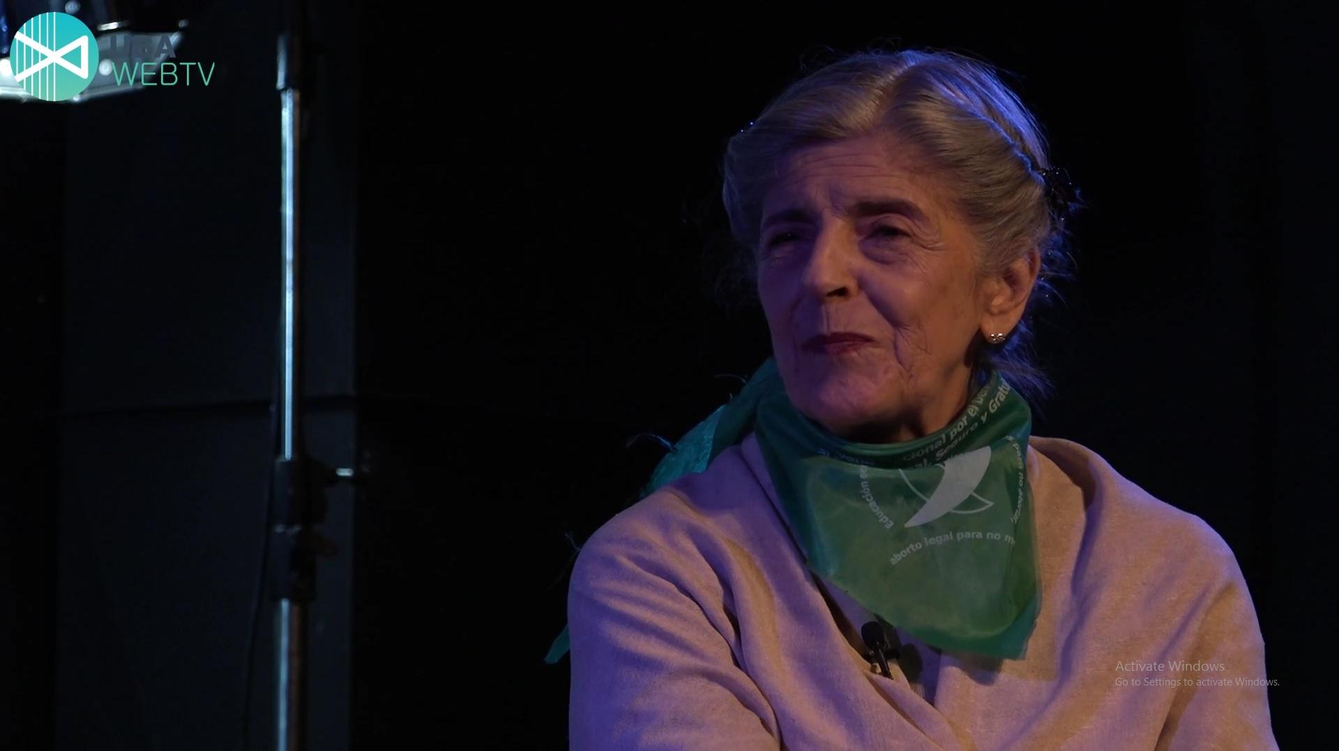 MAESTRAS, Capítulo 4: Cristina Banegas.