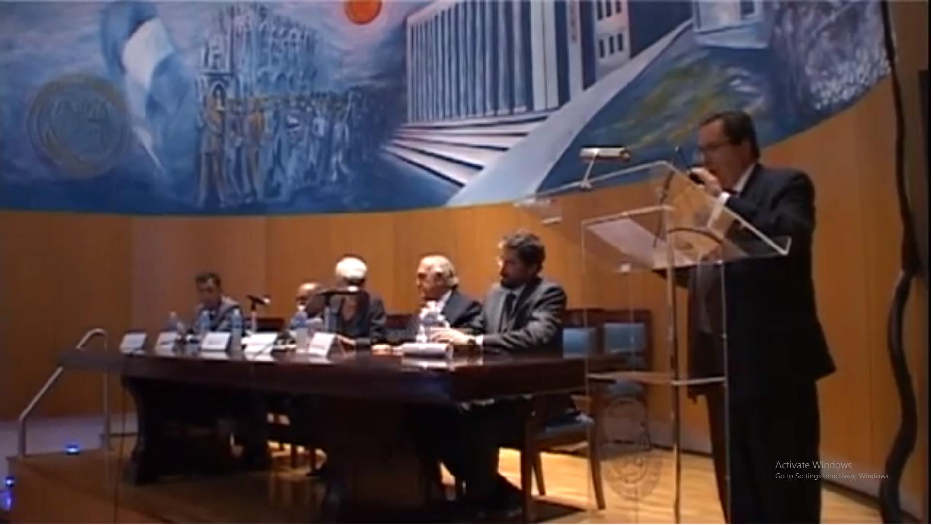 Jornada en homenaje a los Profesores Convencionales Constituyentes de 1994