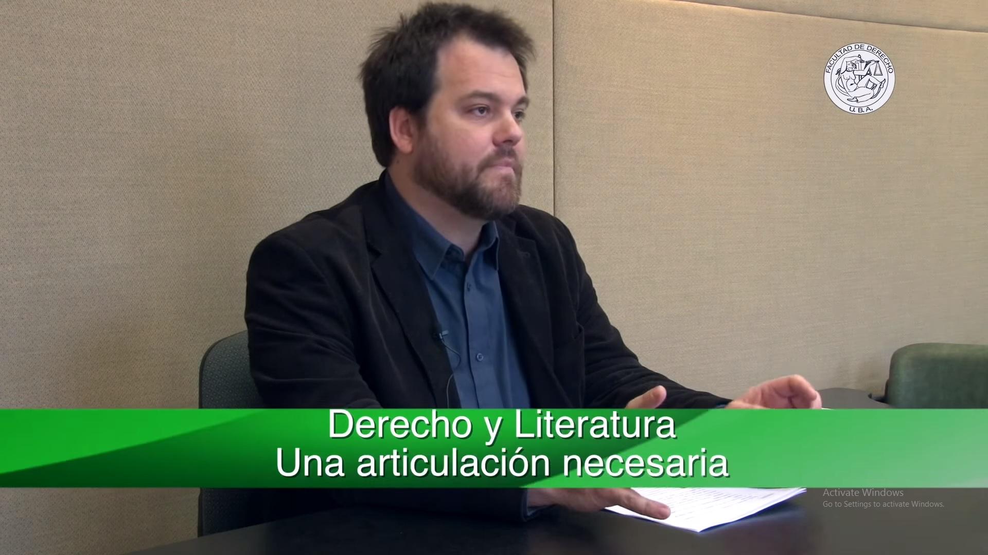 Derecho y Literatura: una articulación necesaria