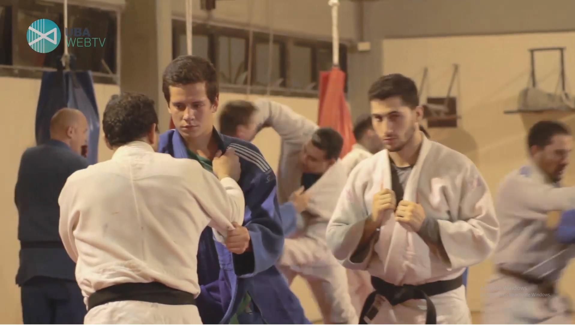 A DONDE JUEGUES TE SIGO: Judo