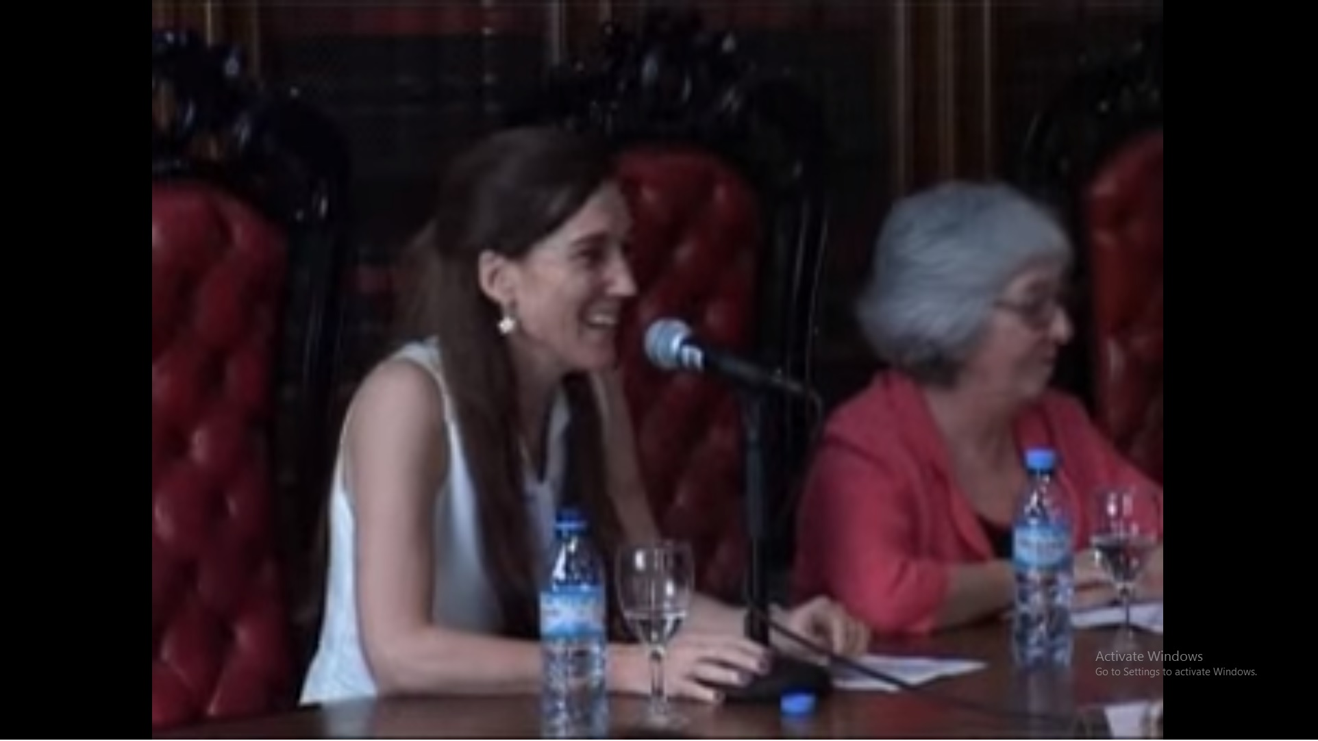 Primer encuentro nacional de la Asociación de Mujeres Penalistas de Argentina