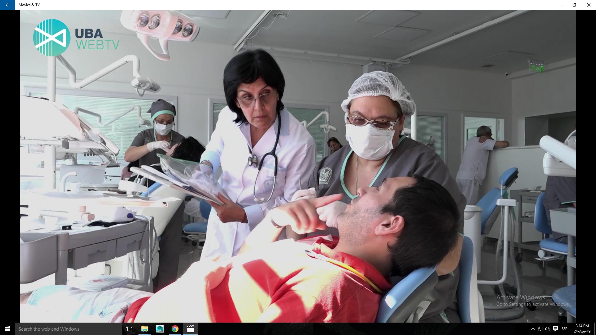 POSGRADOS Odontología: Especialización en Odontología Integral para Personas con Riesgo Médico y Discapacidad.
