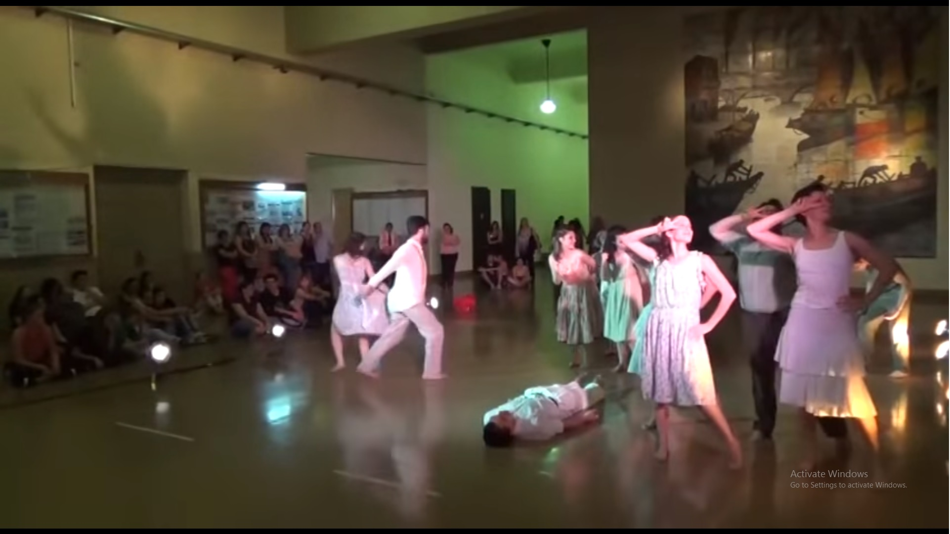 Danza contemporánea - Pot-Pourri