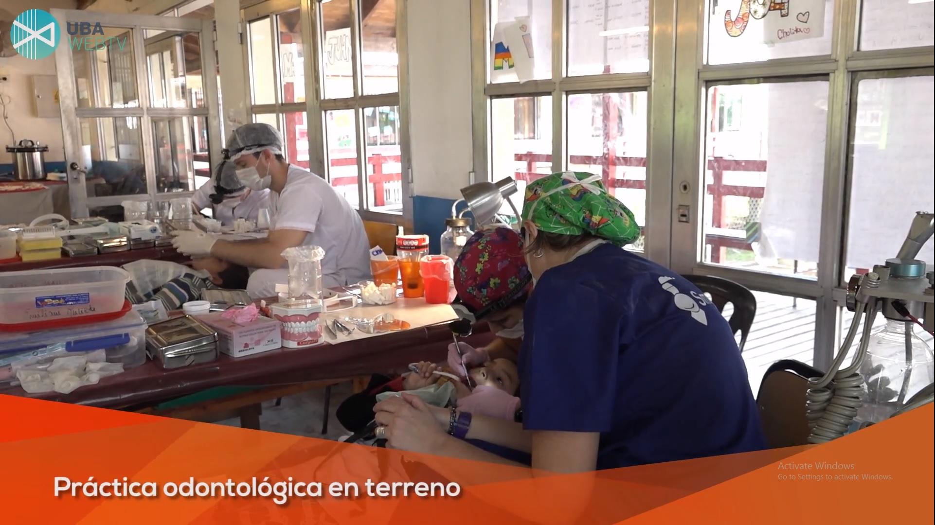 POSGRADOS Odontología: Especialización en Odontología Comunitaria y en Gestión y Servicios de Salud Bucal.