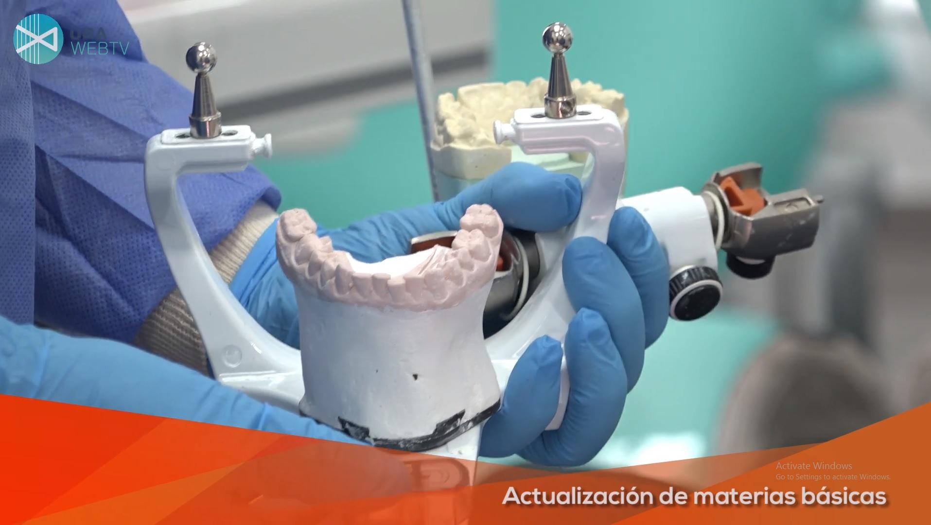 POSGRADOS Odontología: Especialización en Operatorio y Estética Dental