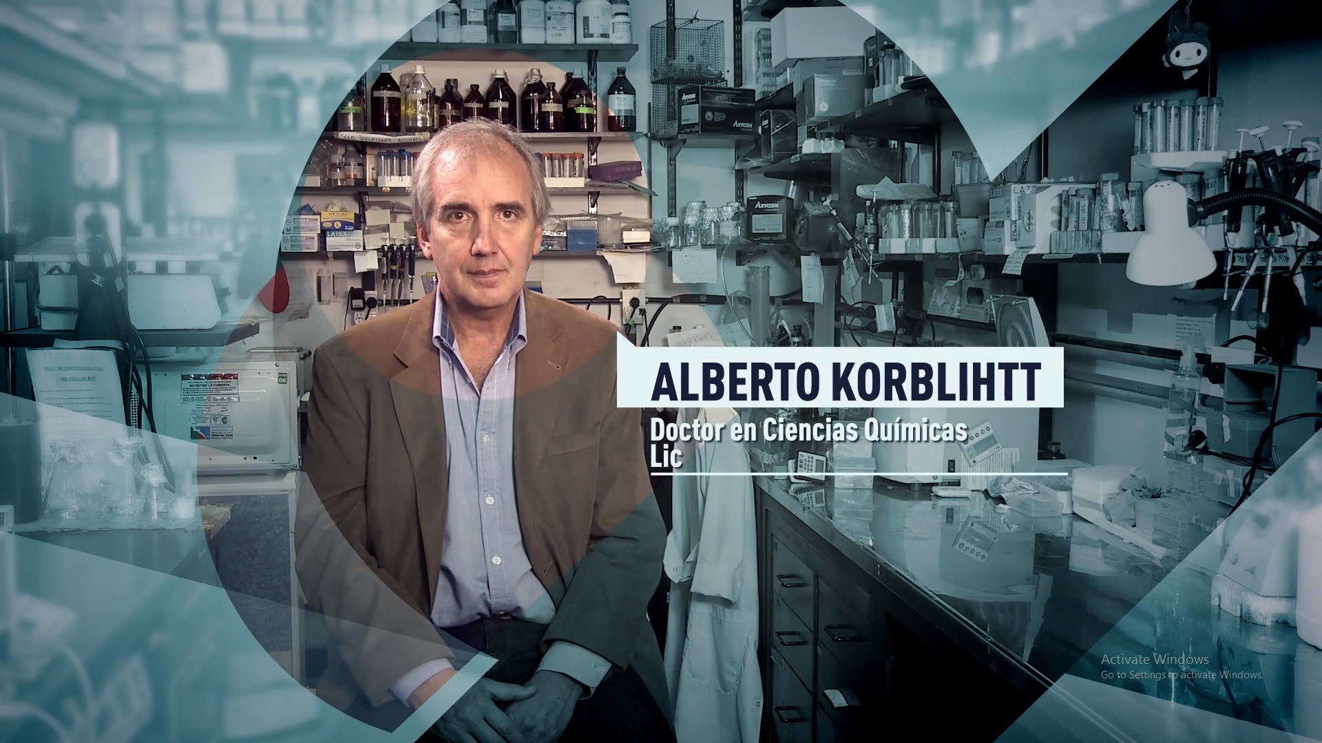 Soy UBA Exactas - Alberto Korblihtt
