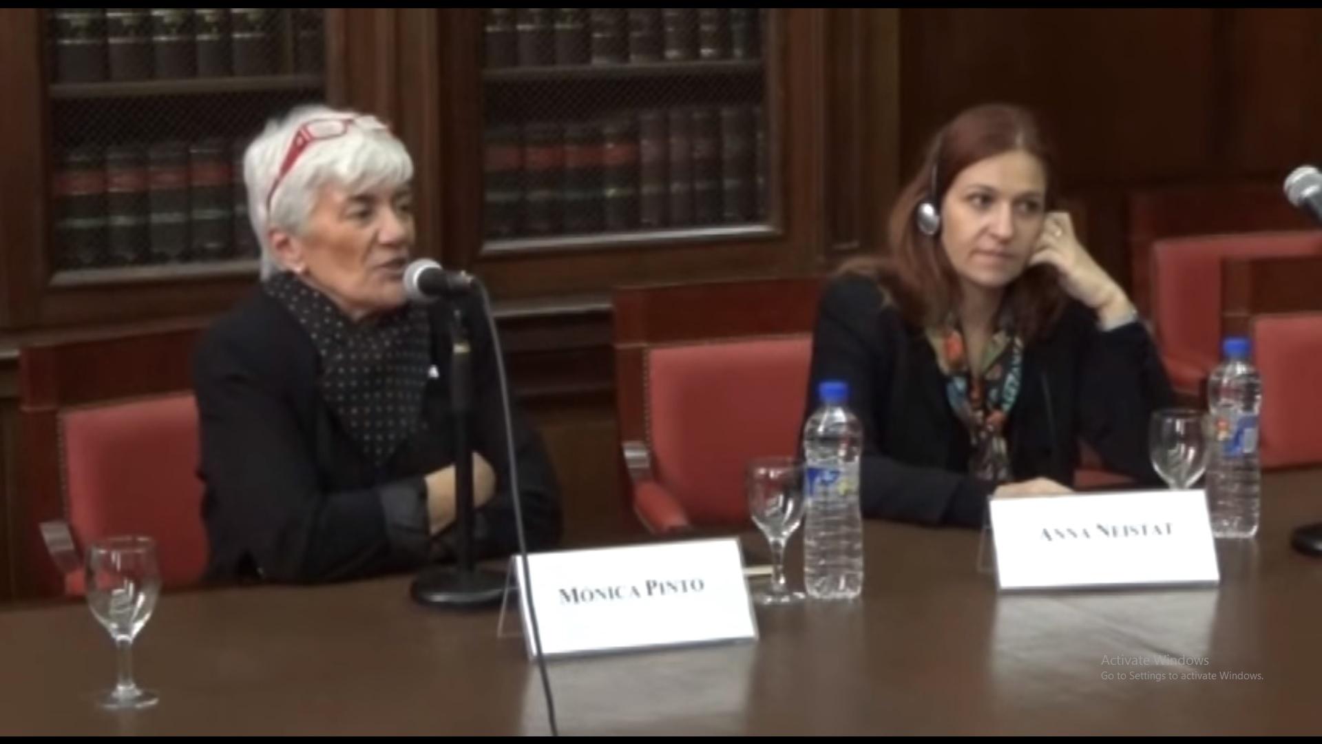 Los derechos humanos en zona de conflicto: Proyección del documental E-Team
