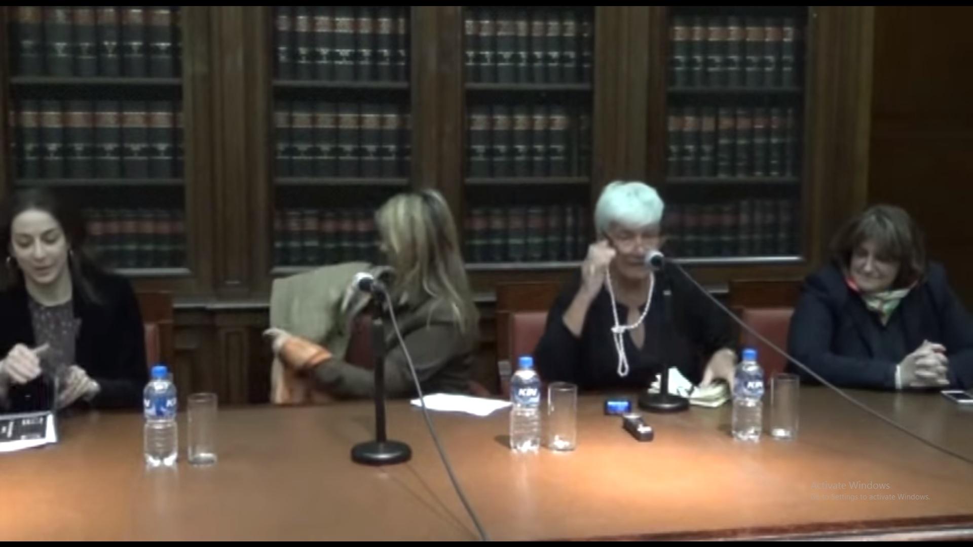 Las mujeres en el ejercicio de la abogacía: Las socias en los estudios jurídicos